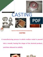 Casting & Forging Ppt