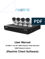 Reolink NVR Client  - 2MP POE  -User Manual .pdf