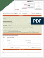 Dhanashri Naik Form PDF