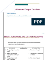 Lecture 8_Short-Run Costs