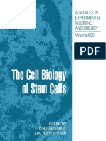 the cell biology of stem cell.pdf