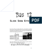 Slide Show Effect