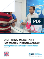 Merchant Payment in Bangladesh