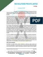 ASPL IoT Company Profile