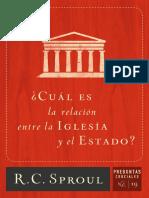_Cual Es La Relacion Entre La i - R.C. Sproul