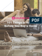 101 Things to Know Before You Buy a Home