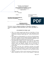169311313 Appeal Memorandum Secretaria vs Betita RTC11