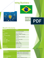 Ease of Doing Business -BRAZIL