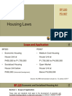 Housing Laws