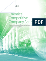 Chemical Competitor Analysis