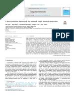 A BasisEvolution Framework for Network Traffic Anomaly Detection