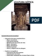 LA ESCULTURA GÓTICA abreviada.pdf