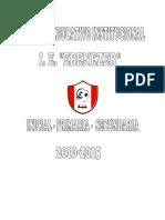 PROYECTO EDUCATIVO INSTITUCIONAL 2013.docx