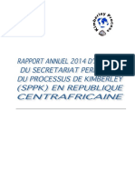 2014 Kpcs Annual Report Central African Republic 0