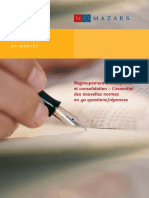 2008 - Cahier Ifrs 3 Fr