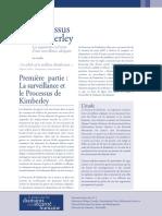2002 Sep Le Processus de Kimberley Les Arguments en Faveur Dune Surveillance Adequate