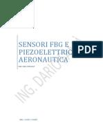 Sensori in Fibra Ottica e Piezoelettrici