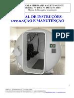 Câmara Hiperbárica Multipaciente