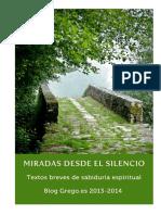 Miradas desde el silencio. Grego.pdf