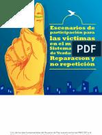 justicia especial para la paz y de victimas