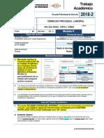 Lady HQ Derecho Procesal Laboral x