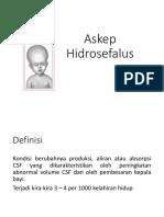Askep Hidrosefalus