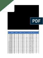 Control de Datos de Produccion de Mineral