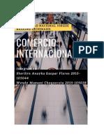 Los Negocios Internacionales Involucran a Personas de Diversas Culturas Nacionales y Potenciales