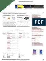 Intel UHD Graphics 620 vs NVIDIA GeForce MX150