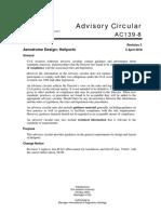 CAA NZ AC139-8 - Heliports Design