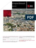 JLL ONPOINT Brusselsofficemarketreport Q32015 Final