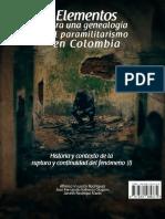 Libro Elementos para una genealogìa del paramilitarismo en Colombia.pdf