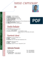 Curriculum Yennifer Doc