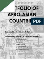 PORTFOLIO OF AFRO-ASIAN COUNTRIES.docx