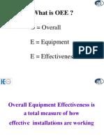 OEE Presentation[2]