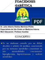 Cetoácidosis Diabética P