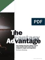 7. the Fantasy Advantage