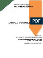 Cover Depan Satpol PP