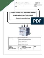 Transformadores Trifasicos (Trabajo Grupal)