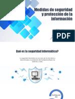 Medidas de Seguridad y Protección de La Información