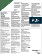 Imipramine Tablets BP 25mg - LEAFLET, Taj Pharma