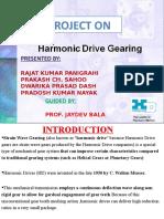 Harmonic Drive Gearing.pptx