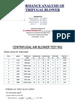 Air Test Rig Prm2