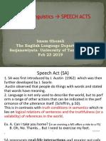 Speechacts 2g3 Feb