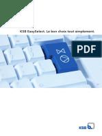 ksb easyselect brochure data