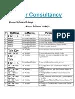 Abuzar Consultancy shortcuts.docx