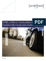 Cleaner Fuels for Latin America With MTBE and ETBE Spanish