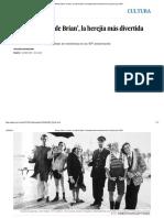 Monty Python_ Vuelve 'La Vida de Brian'...Divertida Del Cine _ Cultura _ EL PAÍS