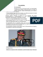Legislacion Militar