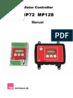 Motor Controller Manual 2.20